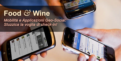 Ristoranti: Geo-Social Applications
