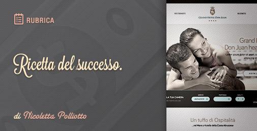 Ricetta del Successo: Website per Ristoranti