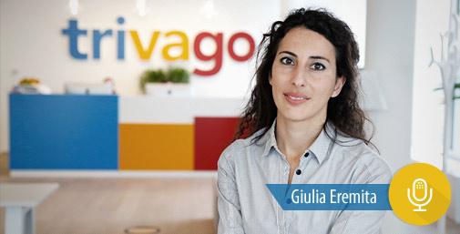 Intervista a Giulia Eremita di Trivago su Food e Recensioni