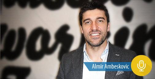 Intervista a TheFork con Almir Ambeskovic