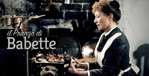 Recensioni: Il Pranzo di Babette tra Food e Cinema