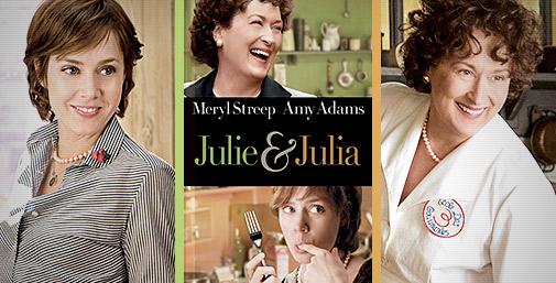 Recensioni: Julie & Julia, il Cibo come Sfida e Riscatto