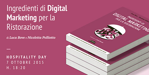 Presentazione Libro: Ingredienti di Digital Marketing per la Ristorazione