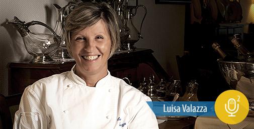 Intervista a Luisa Valazza: Cucina Stellata e Creatività al ...