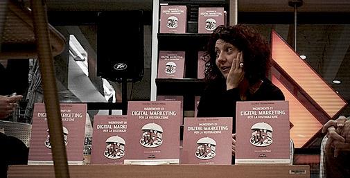 DMR Presentazione Libro a La Feltrinelli