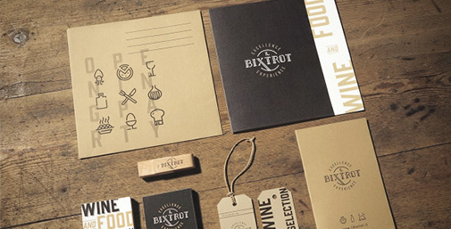 Restaurant Menu Design - by Lander Project