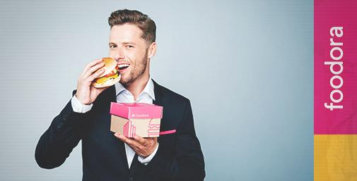 Foodora Custom Packaging 2018