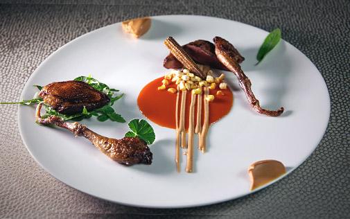 Larossa - Piccione in Salsa BBQ