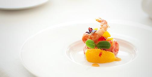 Chef De Martino - Gambary Orange
