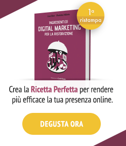 Ingredienti di Digital Marketing per la Ristorazione - Libro