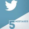 Twitter: 5 Errori da Evitare per una Ricetta Perfetta