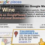 La Ricetta del Successo On-line: Il tuo Ristorante su Google Places