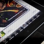 U.S.A. Trend: Menù del Ristorante su iPad