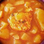 Semplicità e Conforto di una Zuppa con Baccalà e Patate