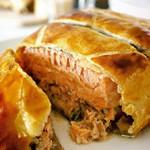 La Vanità del Salmone in Crosta
