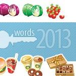 Scopri le Keyword del Food per il 2013