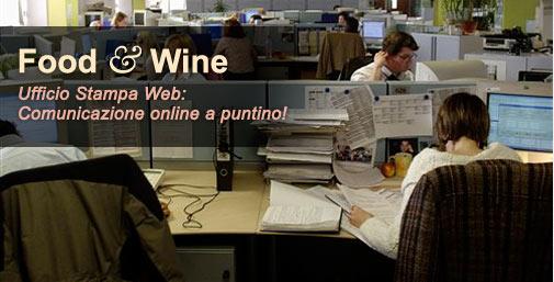 Ristoranti: Ufficio Stampa Web
