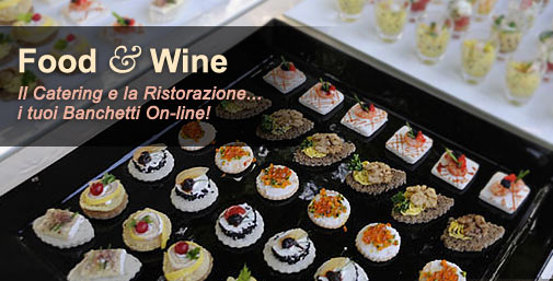 Ristoranti: Catering On-line