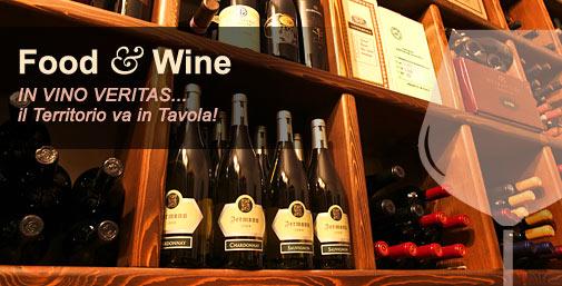 Ristoranti: Vino, Territorio e Degustazioni