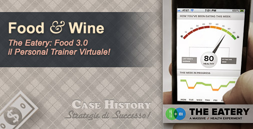 Ristoranti: Casi di Successo - The Eatery Food App
