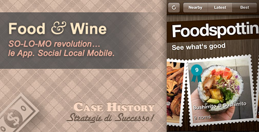 Ristoranti: Casi di Successo - Foodspotting App