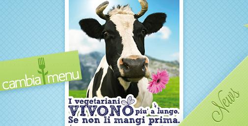 Cambia Menu: Invito Vegetariano