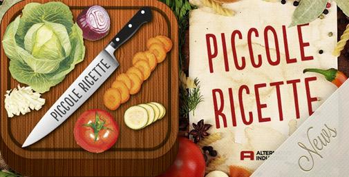 PiccoleRicette: Food App