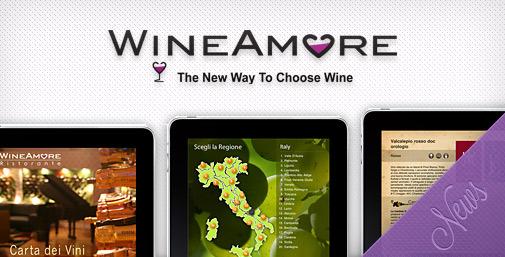 Wine Amore: Food App