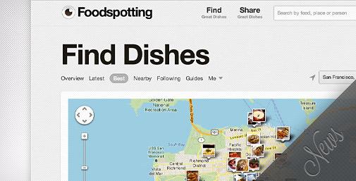 Foodspotting 2012: Food App & News