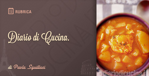 Zuppa di Baccalà con Patate: Diario di Cucina