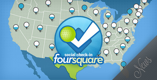 Foursquare So-Lo-Mo: Food App & News