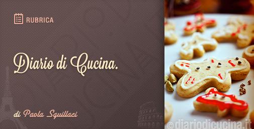 Ginger Bread Cookies - Ricetta: Diario di Cucina