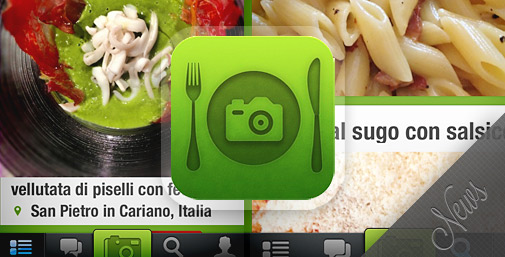 Snapalicious: Food App & News