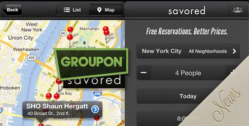 Savored: Food App & News