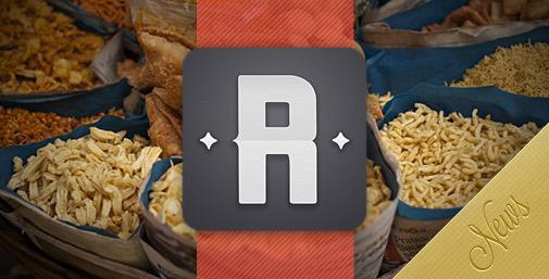 Food App e News: Rosteria e lo Street Food Italiano
