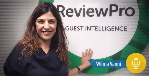 Intervista a ReviewPro con Wilma Vanni