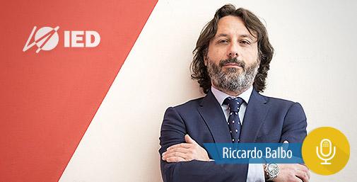 Intervista allo IED Torino con Riccardo Balbo