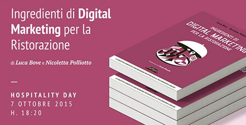 Presentazione Libro: Ingredienti di Digital Marketing per la Ristorazione