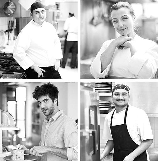 Fotografia in Cucina - Staff
