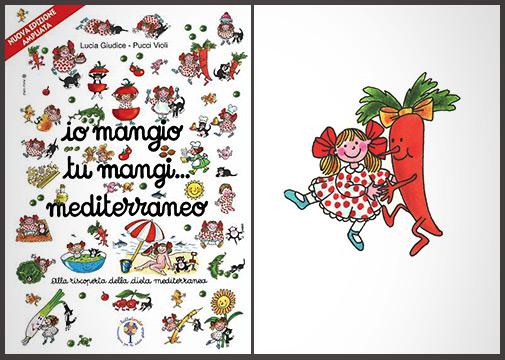 Libro - Io Mangio Tu Mangi Mediterraneo