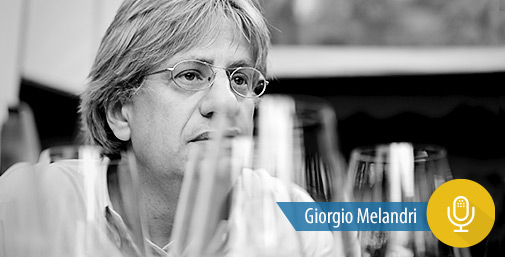 Intervista a Giorgio Melandri: Meditazione con il Giornalista del Vino