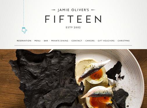 Ristorante Fifteen - Jamie Oliver
