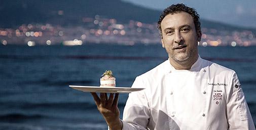 Palazzo Petrucci - Chef Lino Scarallo