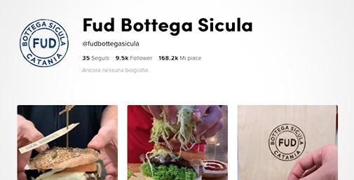 FUD Bottega Sicula: video su TikTok