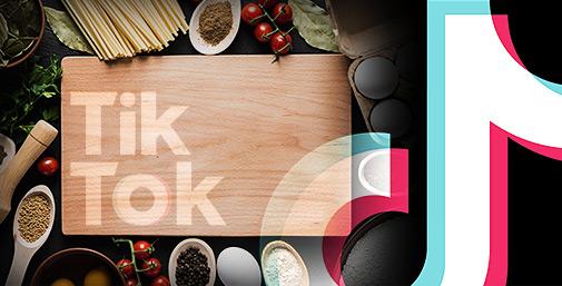 TikTok e Food: Come Usare i Nuovi Social Media