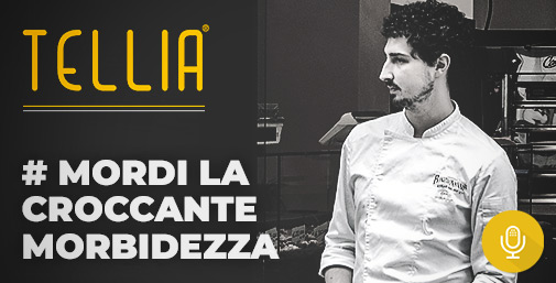 Pizza in «Tellia» alla Romana: Intervista al Pizza Chef Torinese