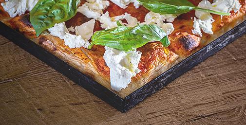 Tellia® - Pizza in Teglia alla Romana
