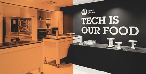 TAG Isola: Coworking per il FoodTech