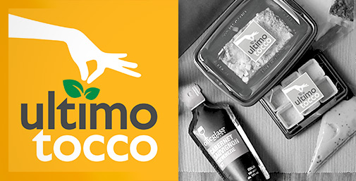 Ultimo Tocco - Food Delivery by iFoodDesigner