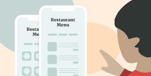 Menù Digitale: Le Soluzioni più Adatte al tuo Ristorante
